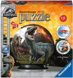 Puzzle 3D Jurassic World 72 elementy