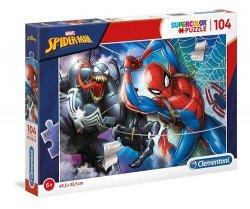 Puzzle Supercolor Spider-Man 104