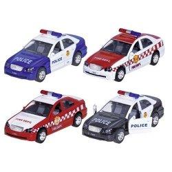 Samochod straży pożarnej policyjny mix