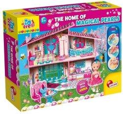 Magiczny domek z perełek