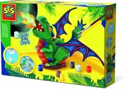 Zrób odlew i pomaluj - Smok Dragon