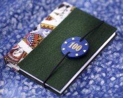 Notatnik casino A6 w linie 200 stron