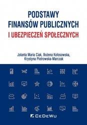 Podstawy finansów publicznych i ubezpieczeń społecznych