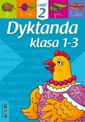 Dyktanda klasa 1-3 część 2