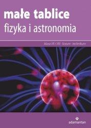 Małe tablice Fizyka i astronomia 2019