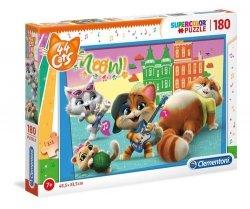 Puzzle Supercolor 180 Koty