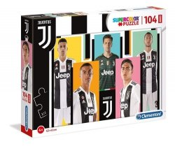 Puzzle Supercolor Maxi Juventus 104