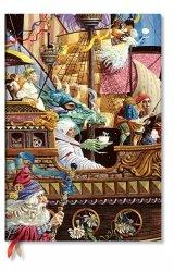 Notes Fantastic Voyages Maiden Voyages Grande Unlined
