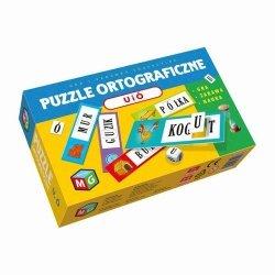 Puzzle ortograficzne U i Ó