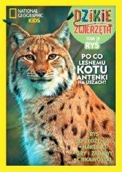 Dzikie Zwierzęta 12 Ryś