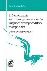 Zrównoważona konkurencyjność obszarów wiejskich w województwie małopolskim