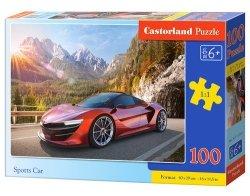 Puzzle Sports Car 100