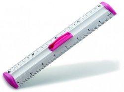 Linijka z uchwytem KEYROAD Measure Clip 20 cm