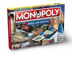 Monopoly Wroclaw Edition wersja angielska
