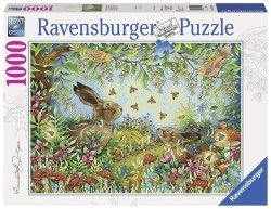 Puzzle Magiczny las 1000