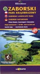 Zaborski Park Krajobrazowy 1:50 000