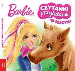 Barbie Czytanki przytulanki Koniki