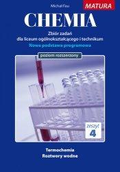 Chemia Zbiór zadań Zeszyt 4 Matura poziom rozszerzony