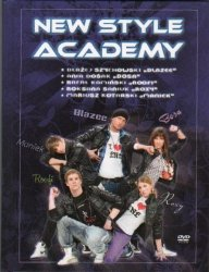 New style Academy DVD (booklet)