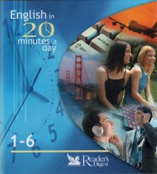 English in 20 Minutes a Day Zestaw