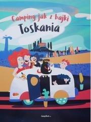 Camping jak z bajki Toskania