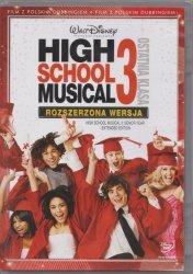 High School Musical 3 Ostatnia klasa DVD
