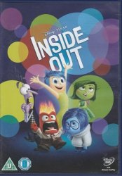Inside Out DVD Disney