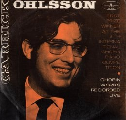 Garrick Ohlsson Chopin Works Recorded Live