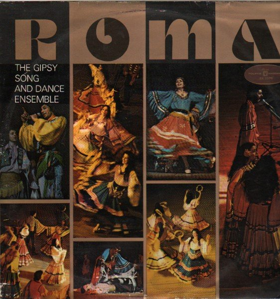 Roma The Gipsy Song And Dance Ensemble