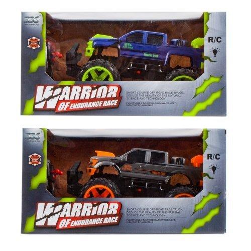 Auto terenowe R/C Warrior mix