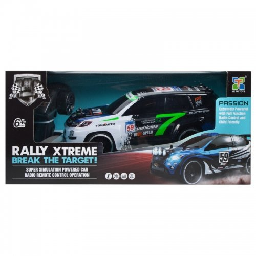 Auto osobowe R/C Rally Extreme