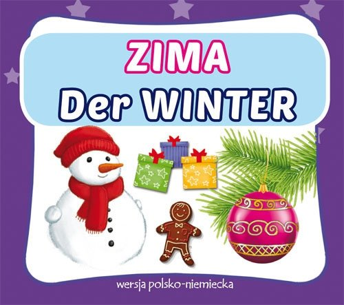 Zima. Der Winter