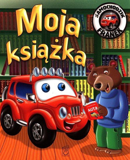 Samochodzik Franek Moja Książka