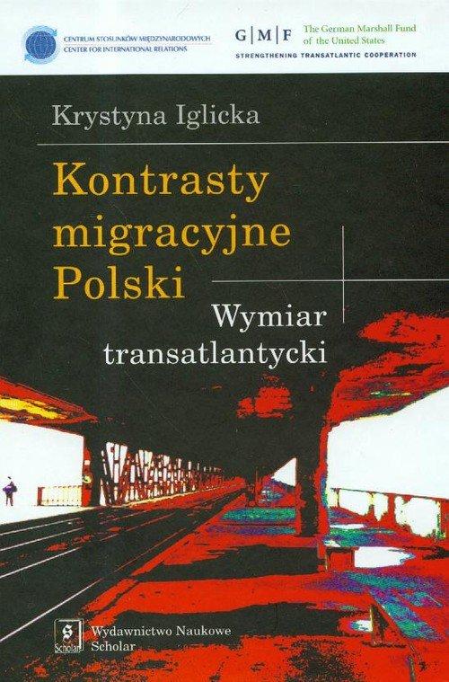 Kontrasty migracyjne Polski
