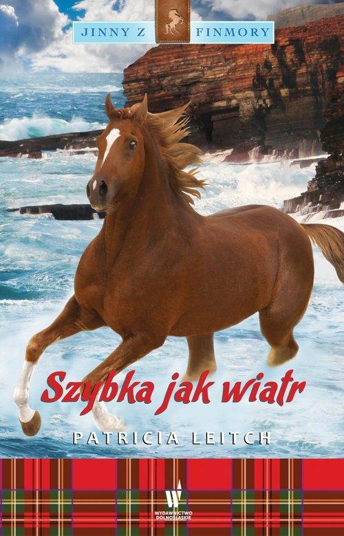 Jinny z Finmory 8 Szybka jak wiatr