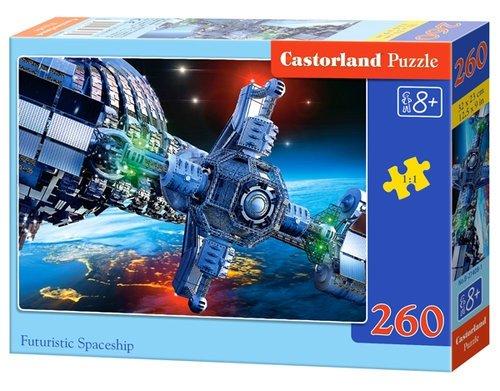 Puzzle 260 Futuristic Spaceshi