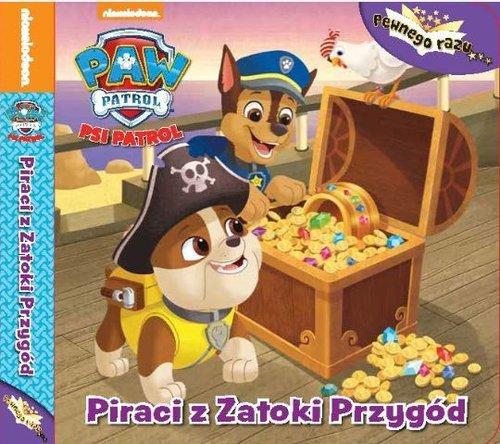 Psi Patrol Pewnego razu Tom 1