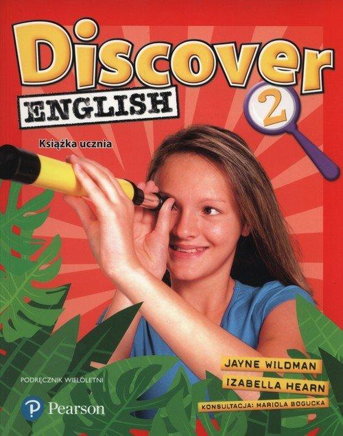 Discover English 2 Podręcznik wieloletni + CD