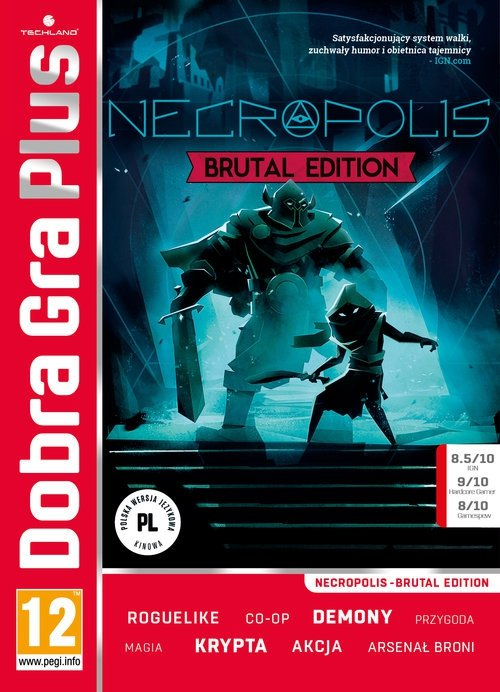 Necropolis Brutal Edition