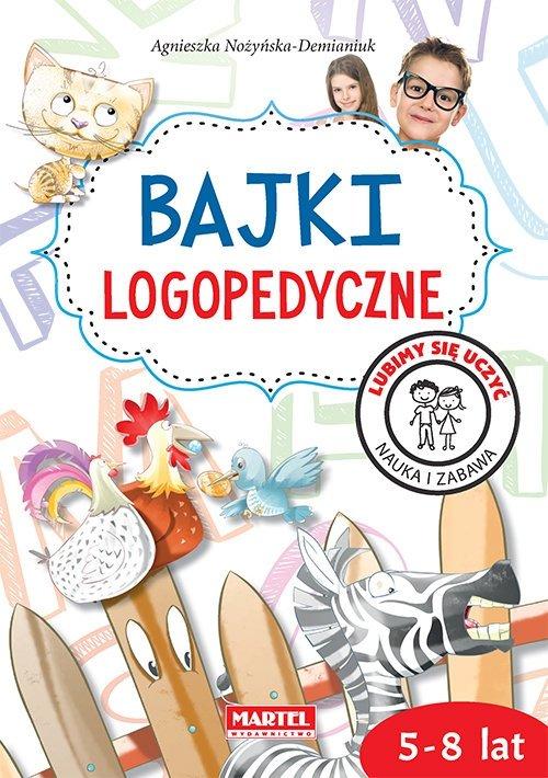 Bajki logopedyczne 5-8 lat