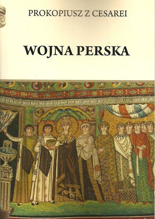 Wojna perska Prokopiusz z Cesarei
