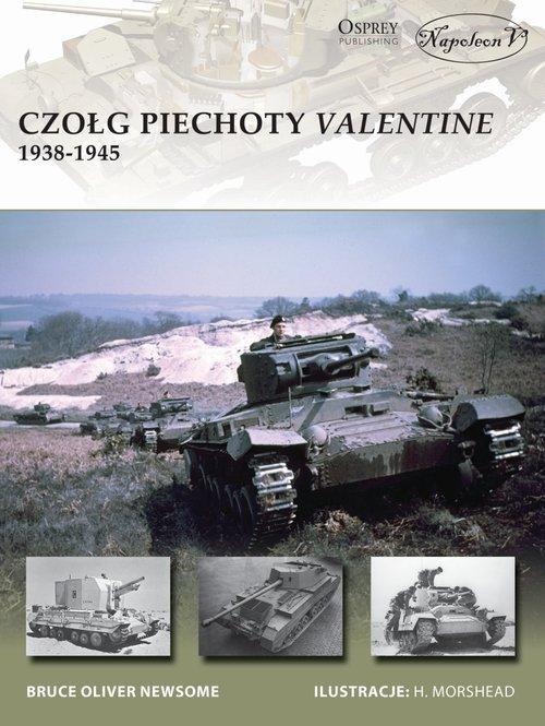 Czołg piechoty Valentine 1938-1945