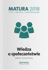 Matura 2018 WOS. Testy i arkusze ZR