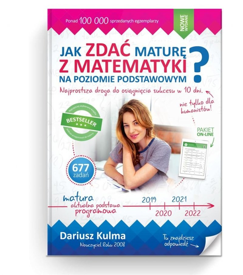 Jak zdać maturę z matematyki? 2020 ZP