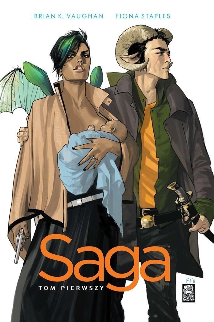 Saga T.1