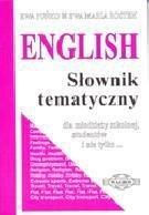 English. Słownik tematyczny WAGROS