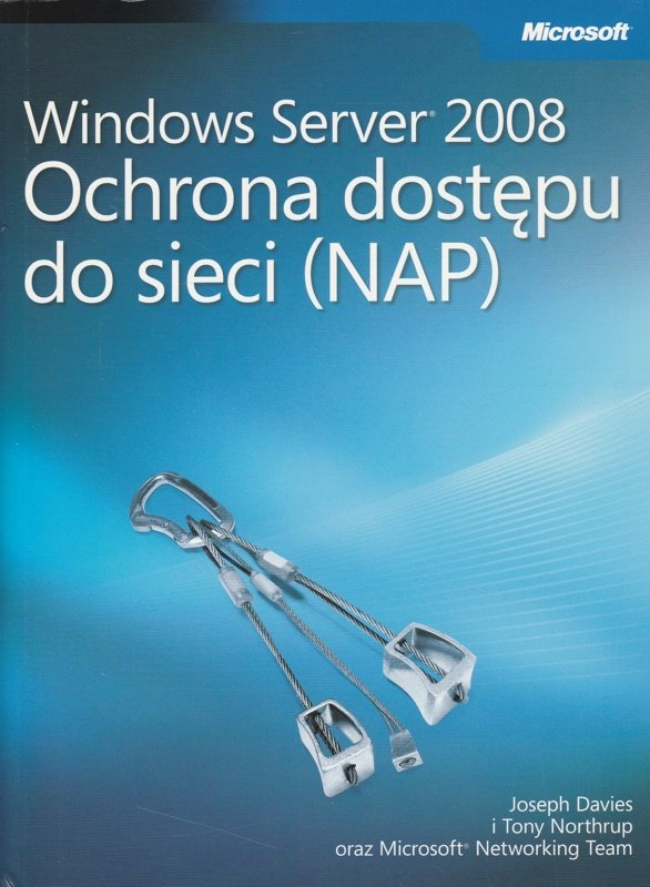 Windows Server 2008 Ochrona dostępu do sieci NAP + CD
