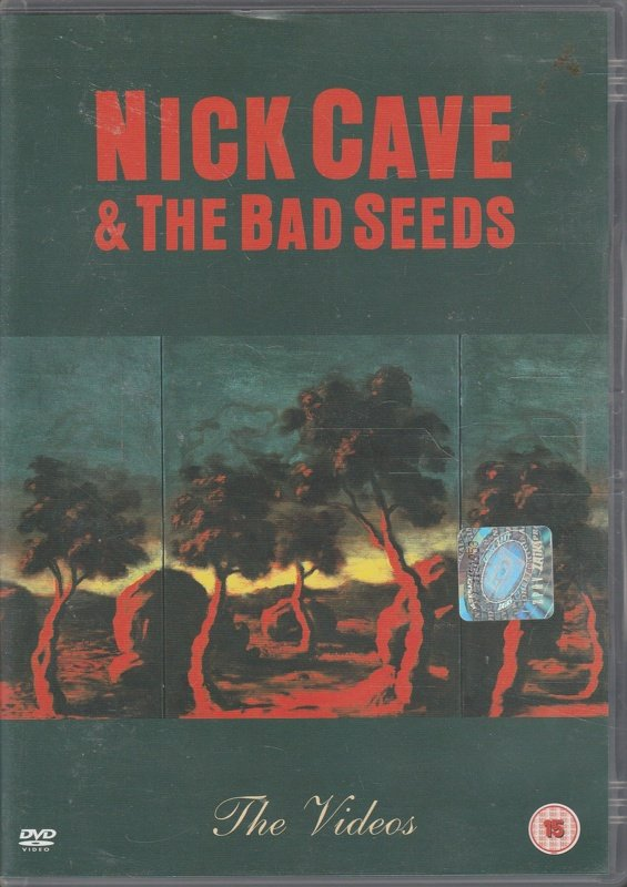 Nick Cave & The Bad Seeds The Videos DVD