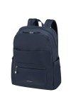 Plecak lekki na laptopa 15,6 wykonany z nylonu. Od fraontu plecak posiada dwie kieszenie zamyka na na suwak