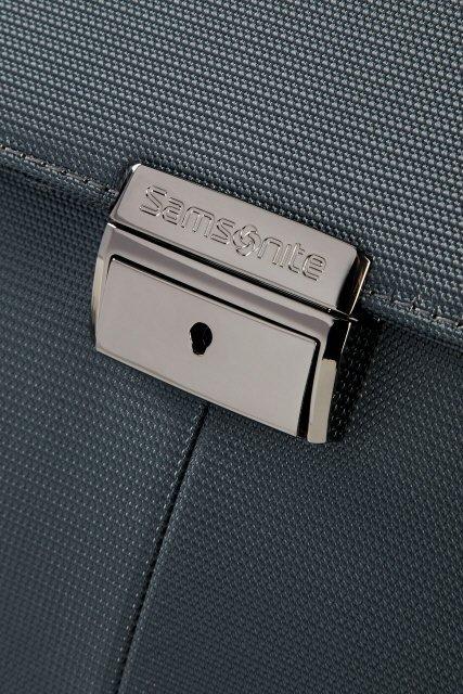 """Teczka z miejscem na laptopa dwukomorowa  XBR-BRIEFCASE 2 GUSSETS 15.6"""""""